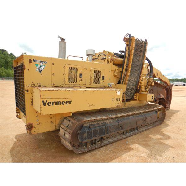 VERMEER T-755 Trencher