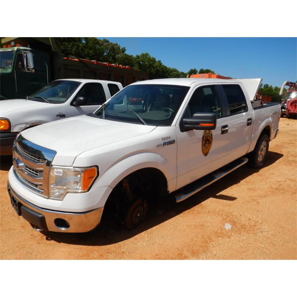2013 FORD F150 XLT Pickup Truck