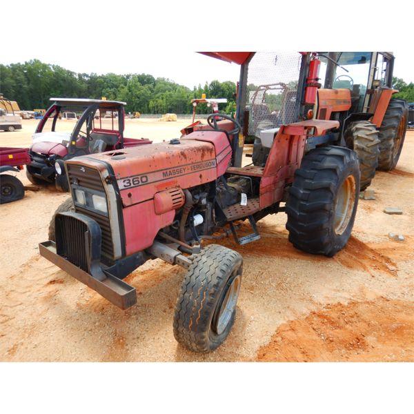 MASSEY FERGUSON 360 Farm Tractor