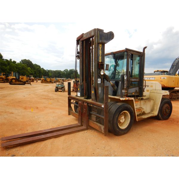 HYSTER H280XL Forklift - Mast