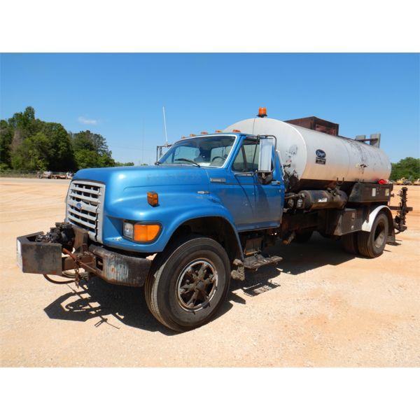 1997 FORD F-SERIES Asphalt Distributor Truck