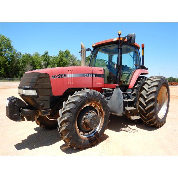 2003 CASE MX285 Scraper Tractor