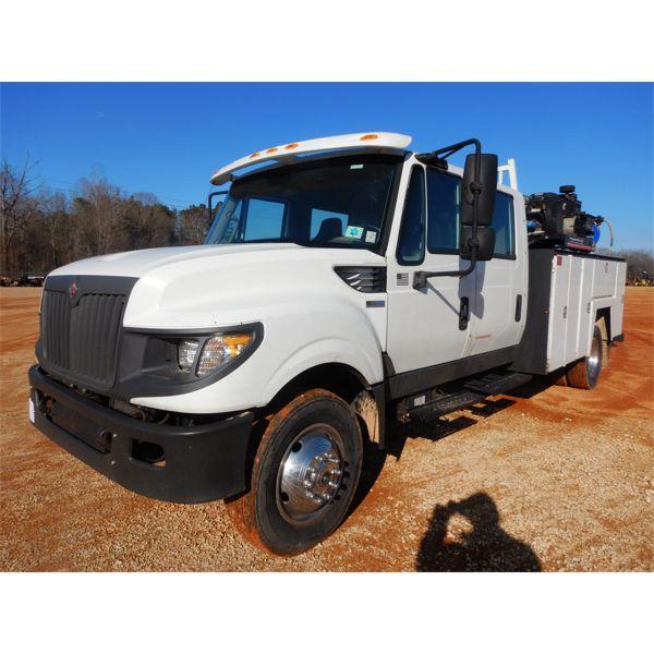 2013 INTERNATIONAL TERRASTAR Service / Mechanic Truck