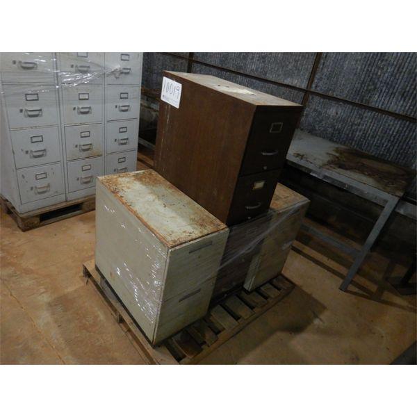 (3) FILING CABINET, Selling Offsite: Located in Birmingham, AL