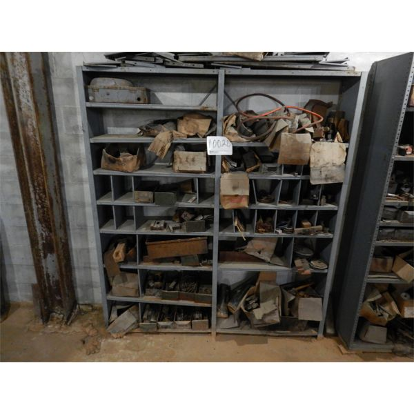 METAL SHELVING W/ COMPONENTS, Selling Offsite: Located in Birmingham, AL