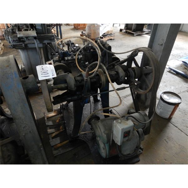 NILSON S-1 WIRE FORMING MACHINE