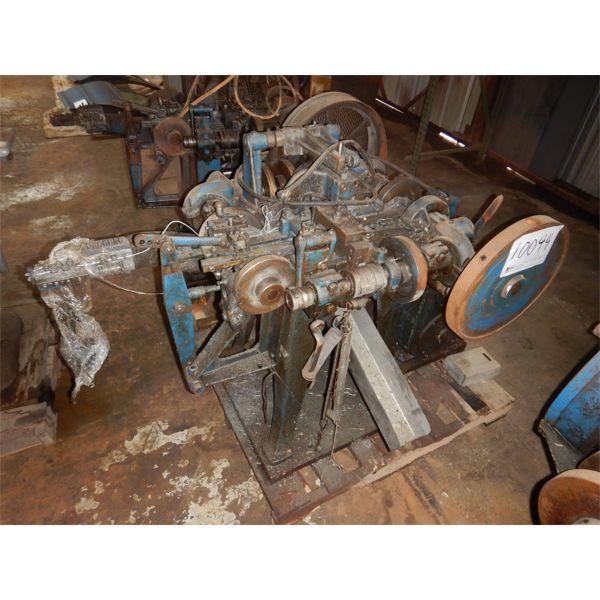 NILSON S-1 WIRE FORMING MACHINE Shop Equipment