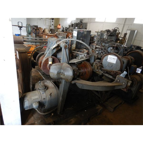 1967 NILSON S-3 WIRE FORMING MACHINE