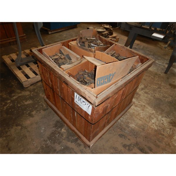 BITS/CHUCKS FOR WIRE FORMING MACHINE, Selling Offsite: Located in Birmingham, AL