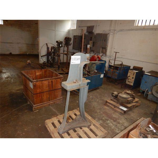 GREENARD ARBOR PRESS Shop Equipment