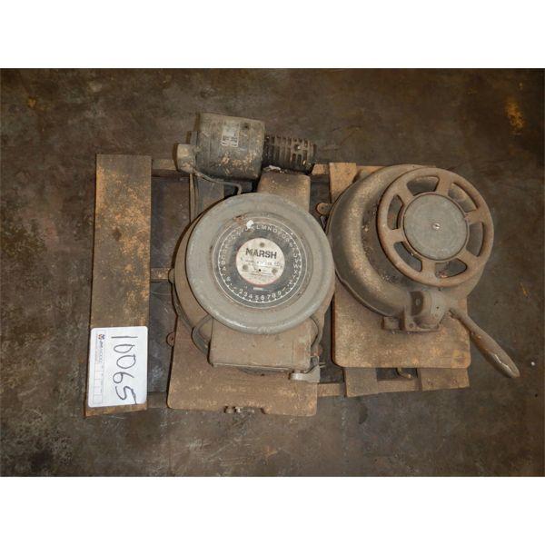 MARSH E270 STENCIL MACHINE Shop Equipment