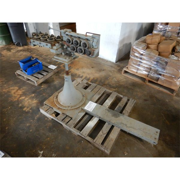 SHUSTER WIRE FORMING MACHINE Shop Equipment