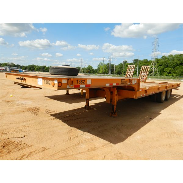 2014 TRAILBOSS  Tilt Bed Trailer