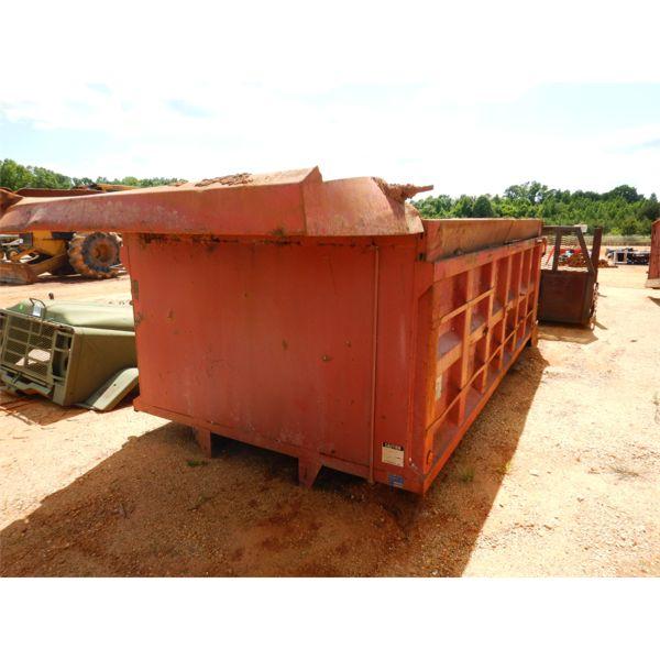 OX BODIES 16' Dump Truck Body