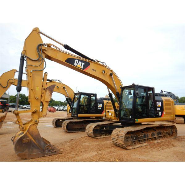 2016 CAT 320FL Excavator