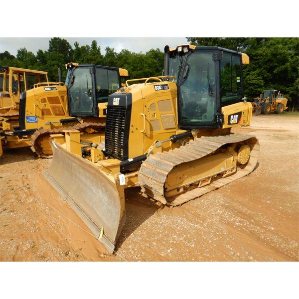 2016 CAT D3K2 LGP Dozer / Crawler Tractor