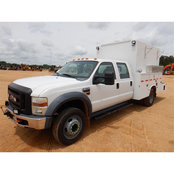 2010 FORD  F450 XL Service / Mechanic Truck