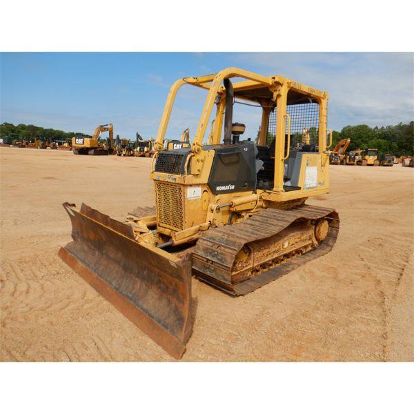 2005 KOMATSU D31PX-21A Dozer / Crawler Tractor