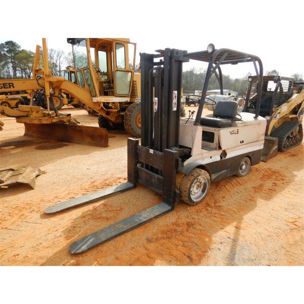 YALE L51C-100-CFS Forklift - Mast