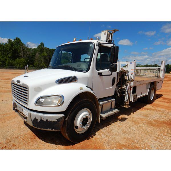 2010 FREIGHTLINER M2 Boom / Crane Truck