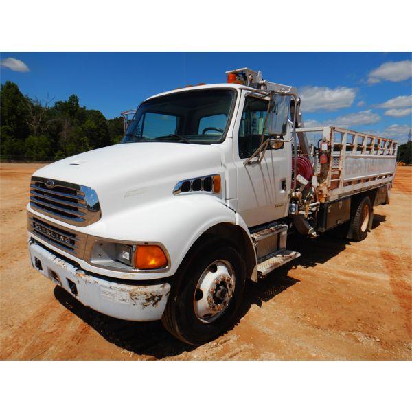 STERLING ACTERRA Boom / Crane Truck