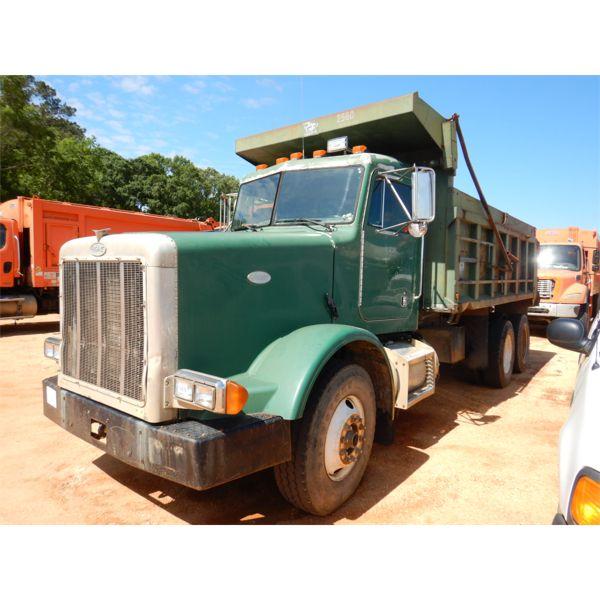 1996 PETERBILT 357 Dump Truck