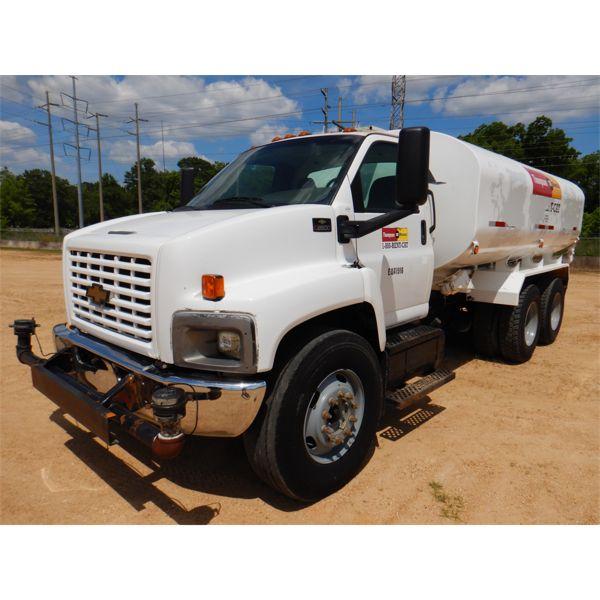2008 CHEVROLET C8500 Water Truck