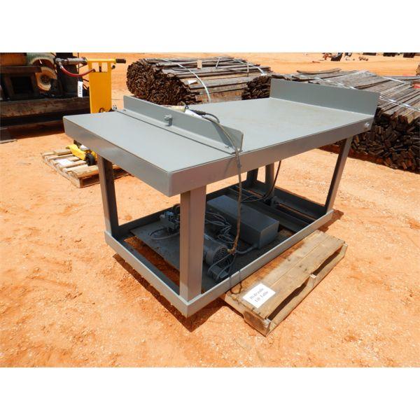 HYDRAULIC TILT TABLE (B9)