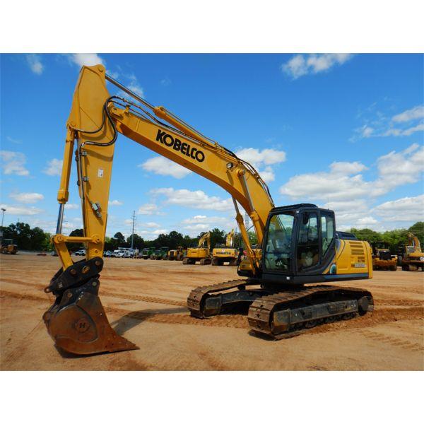 2019 KOBELCO SK210LC-10 Excavator