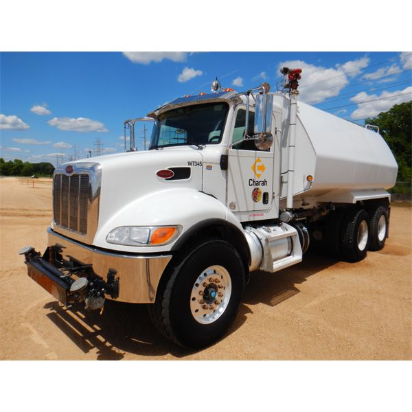 2015 PETERBILT PB348 Water Truck