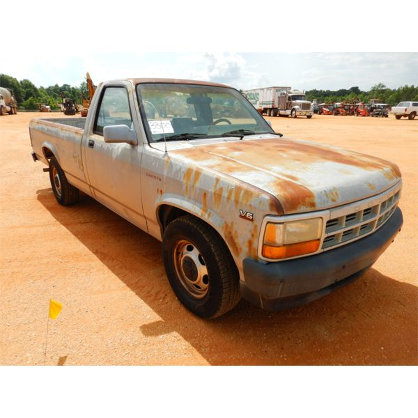 1996 DODGE DAKOTA Pickup Truck