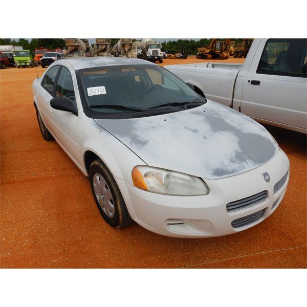2002 DODGE STRATUS SE Automobile