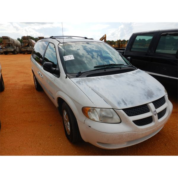 2001 DODGE GRAND CARAVAN SPORT Passenger Van