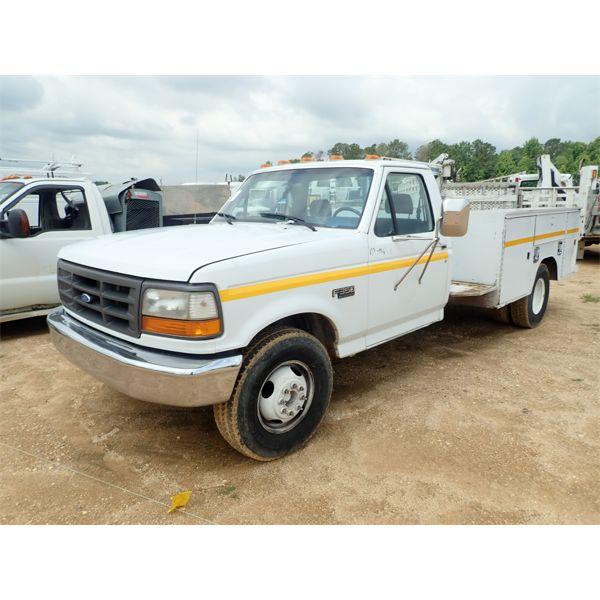 1994 FORD F350 XL Service / Mechanic Truck