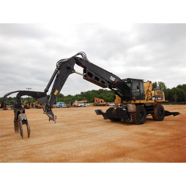 2017 CAT M325D-LMH Excavator - Wheel