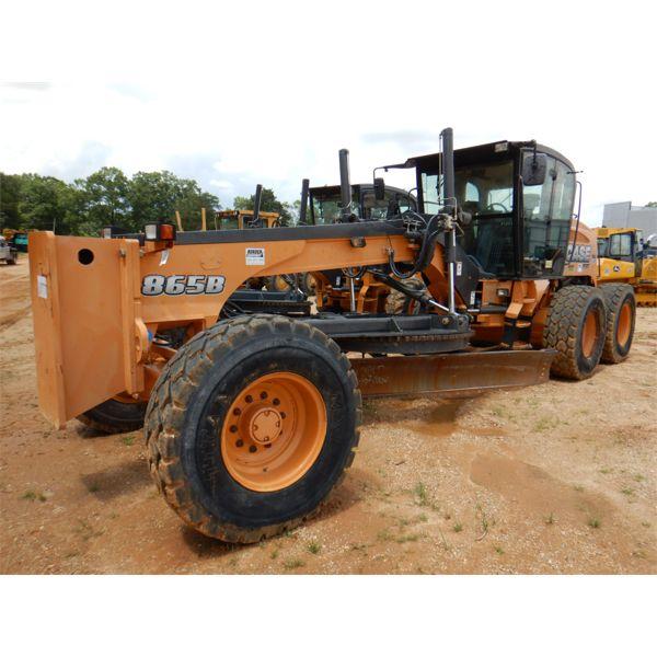 2012 CASE 865B VHP Motor Grader