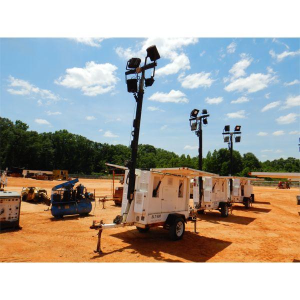 2011 PROGRESS SOLAR SOLUTIONS SLT600 SOLAR Light Tower