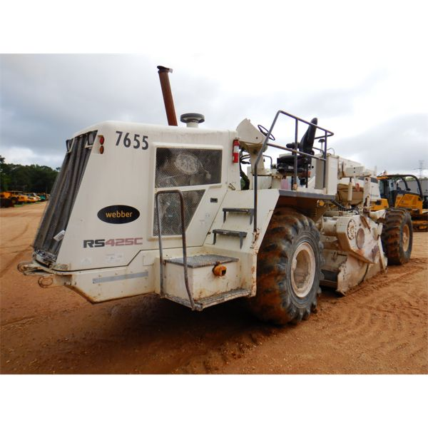 2007 TEREX/CMI RS425C Pulverizer / Soil Stabilizer