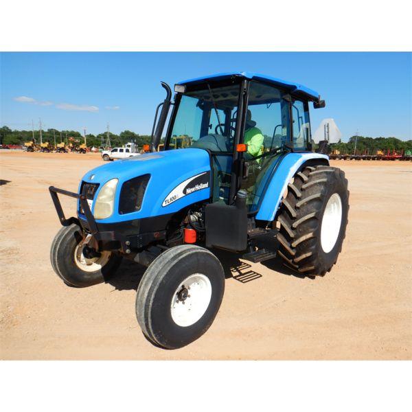 2006 NEW HOLLAND TL100A Farm Tractor