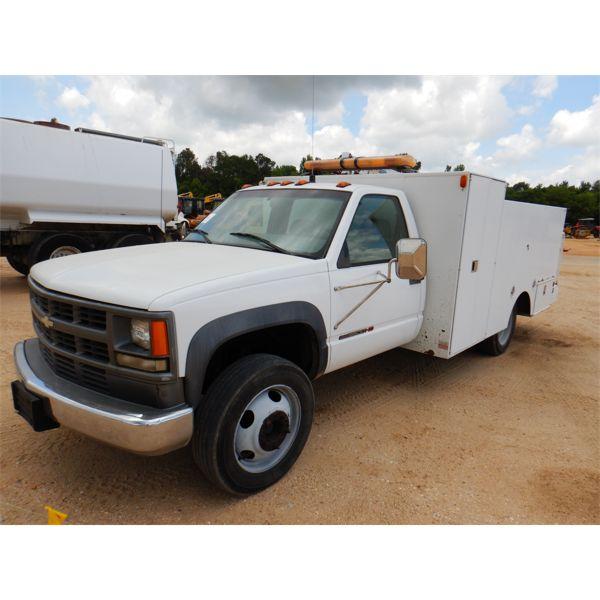 2000 CHEVROLET 3500 HD Service / Mechanic Truck