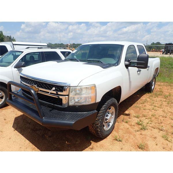 2011 CHEVROLET 2500 Pickup Truck