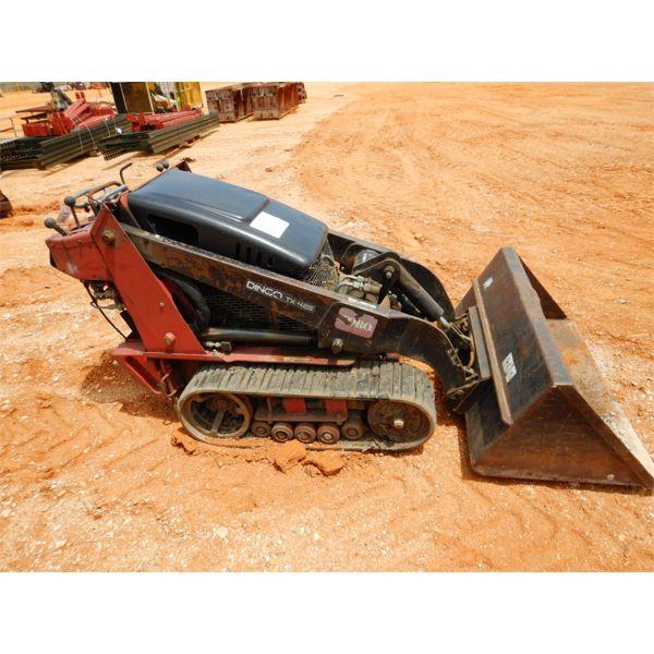 TORO DINGO TX-425 WALK-BEHIND Skid Steer Loader - Crawler