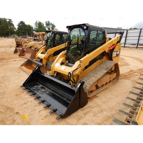 2016 CAT 299D2 Skid Steer Loader - Crawler