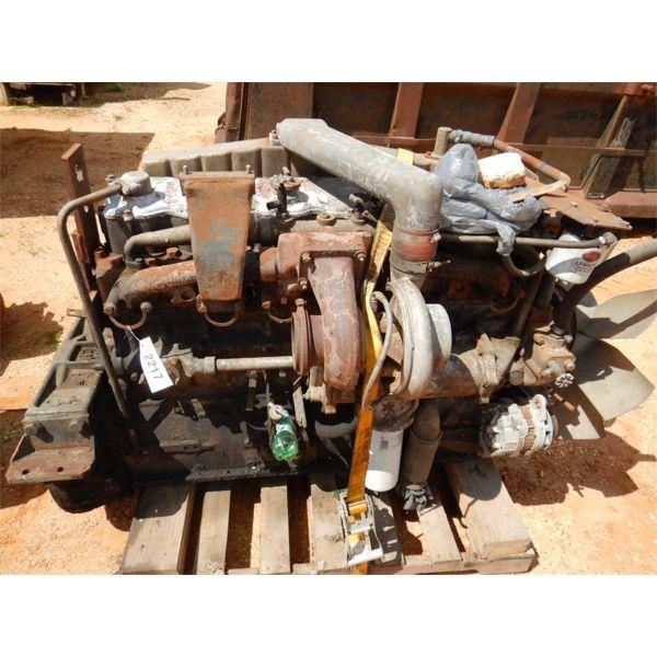 CUMMIN 330 DIESEL ENGINE (A1)