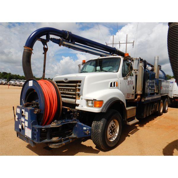 2004 STERLING  Vacuum Truck
