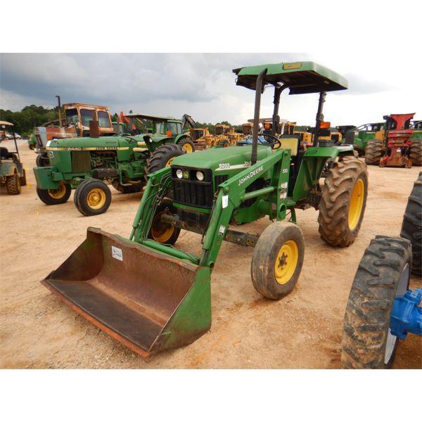 JOHN DEERE 5203 Farm Tractor