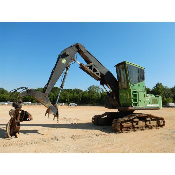 2006 JOHN DEERE 2054 TRACK Log Loader