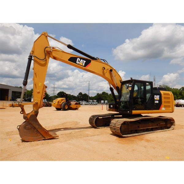 2014 CAT 320EL Excavator