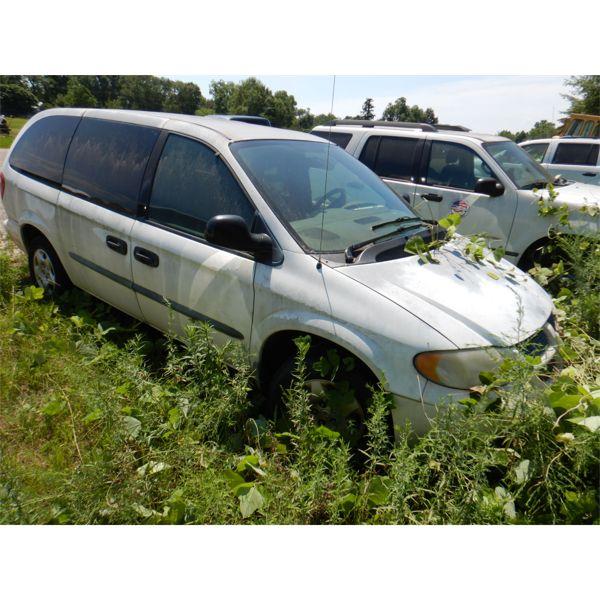 2003 DODGE GRAND CARAVAN Passenger Van