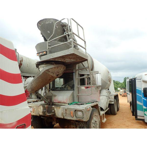 2000 ADVANCE  Concrete Mixer / Pump Truck